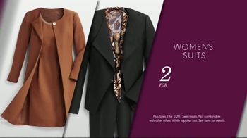 K&G Fashion Superstore Fall Fashion Event TV Spot, 'Women's Dresses' - Thumbnail 4