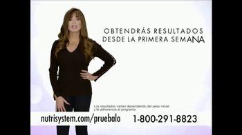 Nutrisystem Lean13 TV Spot, 'Pruébalo' con Marie Osmond [Spanish] - 36 commercial airings