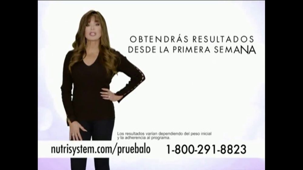 Nutrisystem Lean13 TV Commercial, 'Pru??balo' con Marie Osmond