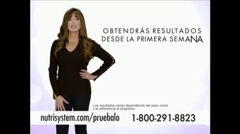Nutrisystem Lean13 TV Spot, 'Pruébalo' con Marie Osmond [Spanish] - 36 commercial airings