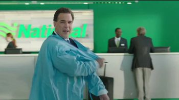 National Car Rental TV Spot, 'Smooth Operator' Featuring Patrick Warburton - Thumbnail 6
