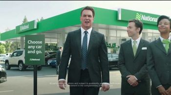 National Car Rental TV Spot, 'Smooth Operator' Featuring Patrick Warburton - Thumbnail 7