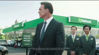 National Car Rental TV Spot, 'Smooth Operator' Featuring Patrick Warburton - Thumbnail 8