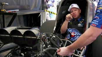 E3 Spark Plugs TV Spot, 'Diamond Fire' Feat. Robert Hight, Antron Brown