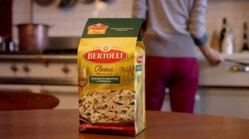 Bertolli Chicken Florentine & Farfalle TV Spot, 'A Meal to Remember' - Thumbnail 2