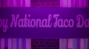 Taco Bell National Taco Day TV Spot, 'Season Beefings' Song by Cut One - Thumbnail 1
