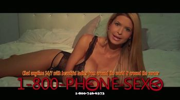 1-800-PHONE-SEXY TV Spot, 'Too Late to Find a Date' - Thumbnail 7