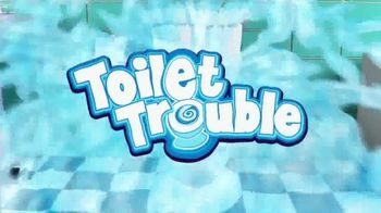 Toilet Trouble TV Spot, \'Face the Flush\'