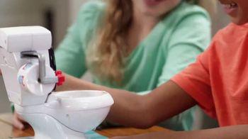 Toilet Trouble TV Spot, 'Face the Flush' - Thumbnail 6