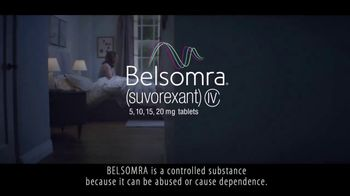 Belsomra TV Spot, 'Distractions'