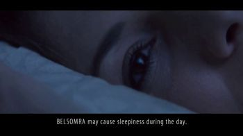 Belsomra TV Spot, 'Distractions' - Thumbnail 6
