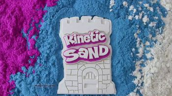 Kinetic Sand Magic Molding Tower TV Spot, 'Give It a Squish' - Thumbnail 2