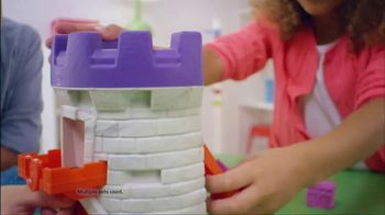 Kinetic Sand Magic Molding Tower TV Spot, 'Give It a Squish' - Thumbnail 4