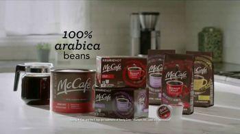 McDonald's McCafé TV Spot, 'Surprise Party: Nothing Comes Before Coffee' - Thumbnail 4