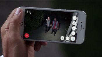Ring Spotlight Cam TV Spot, '180 Degrees of Advanced Motion Detection' - Thumbnail 4