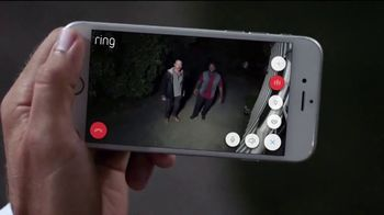 Ring Spotlight Cam TV Spot, '180 Degrees of Advanced Motion Detection' - Thumbnail 5