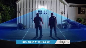 Ring Spotlight Cam TV Spot, '180 Degrees of Advanced Motion Detection' - Thumbnail 6