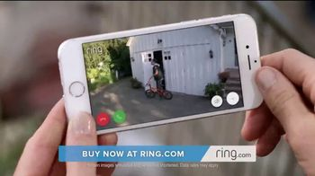 Ring Spotlight Cam TV Spot, '180 Degrees of Advanced Motion Detection' - Thumbnail 7
