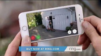 Ring Spotlight Cam TV Spot, '180 Degrees of Advanced Motion Detection' - Thumbnail 7