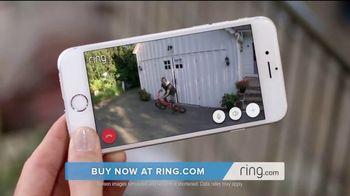 Ring Spotlight Cam TV Spot, '180 Degrees of Advanced Motion Detection' - Thumbnail 8