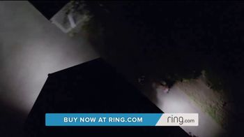 Ring Spotlight Cam TV Spot, '180 Degrees of Advanced Motion Detection' - Thumbnail 9