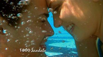 Sandals Resorts TV Spot, 'Water, Land & Spirits' - Thumbnail 1