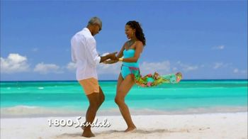 Sandals Resorts TV Spot, 'Water, Land & Spirits' - 3100 commercial airings