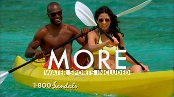 Sandals Resorts TV Spot, 'Water, Land & Spirits' - Thumbnail 4