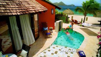 Sandals Resorts TV Spot, 'Water, Land & Spirits' - Thumbnail 6