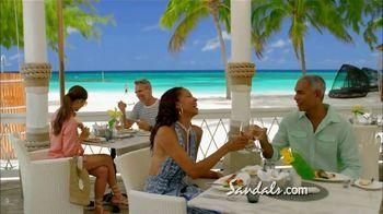 Sandals Resorts TV Spot, 'Water, Land & Spirits' - Thumbnail 7