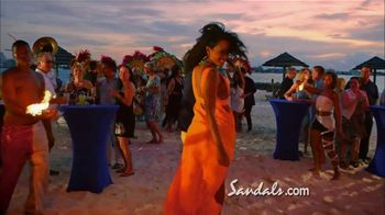 Sandals Resorts TV Spot, 'Water, Land & Spirits' - Thumbnail 8