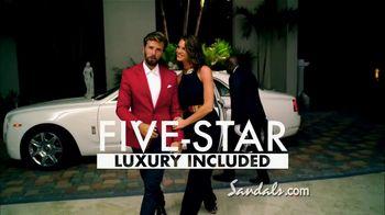 Sandals Resorts TV Spot, 'Water, Land & Spirits' - Thumbnail 9