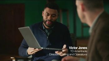 TD Ameritrade Earnings Tool TV Spot, 'Stress Ball' - Thumbnail 5