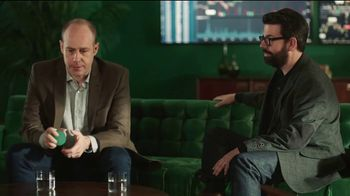 TD Ameritrade Earnings Tool TV Spot, 'Trader Green Room: Stress Ball'
