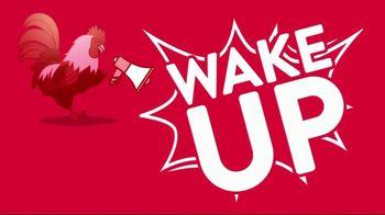 Jack in the Box Breakfast Pockets TV Spot, 'Wake Up Call' - Thumbnail 5