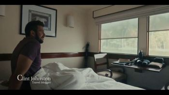Incredible India TV Spot, 'Travel' Featuring Clint Johnston - 154 commercial airings