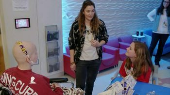 St. Jude Children's Research Hospital TV Spot, 'Aware' Feat. Drew Barrymore