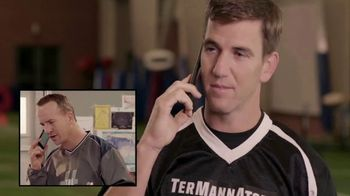 DIRECTV NFL Sunday Ticket TV Spot, 'Eli's Experience' Feat. Peyton Manning - 1 commercial airings