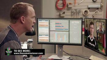 DIRECTV NFL Sunday Ticket TV Spot, 'Eli's Experience' Feat. Peyton Manning - Thumbnail 10