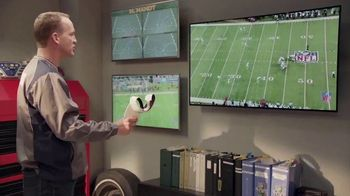 DIRECTV NFL Sunday Ticket TV Spot, 'Eli's Experience' Feat. Peyton Manning - Thumbnail 2