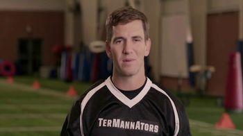 DIRECTV NFL Sunday Ticket TV Spot, 'Eli's Experience' Feat. Peyton Manning - Thumbnail 8