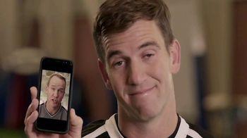 DIRECTV NFL Sunday Ticket TV Spot, 'Eli's Experience' Feat. Peyton Manning - Thumbnail 9