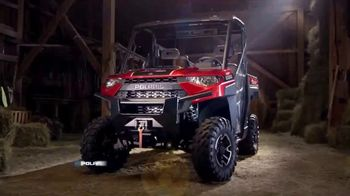 2018 Polaris Ranger XP 1000 TV Spot, 'Hardest Working Ranger' - Thumbnail 2