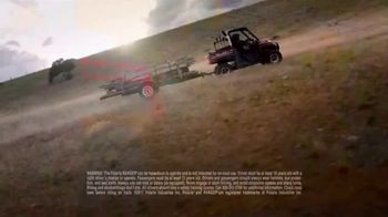 2018 Polaris Ranger XP 1000 TV Spot, 'Hardest Working Ranger' - Thumbnail 7