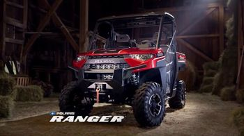 2018 Polaris Ranger XP 1000 TV Spot, 'Hardest Working Ranger'