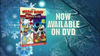 Mickey Mouse: Merry & Scary Home Entertainment TV Spot - Thumbnail 10