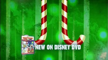 Mickey Mouse: Merry & Scary Home Entertainment TV Spot - Thumbnail 2