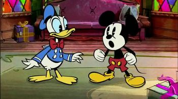 Mickey Mouse: Merry & Scary Home Entertainment TV Spot - Thumbnail 8