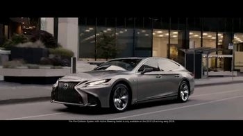 Lexus TV Spot, 'Safety System: A World Without Accidents' [T1] - Thumbnail 5