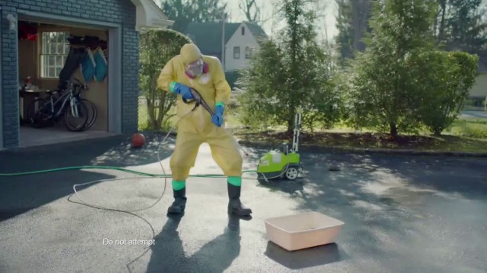 Arm and Hammer Slide TV Commercial, 'Power Washer' Song by Georges Bizet